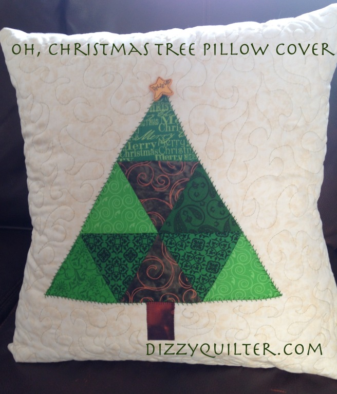 Christmas is coming. Are you ready? Time to deck out your sofa in some new pillows.