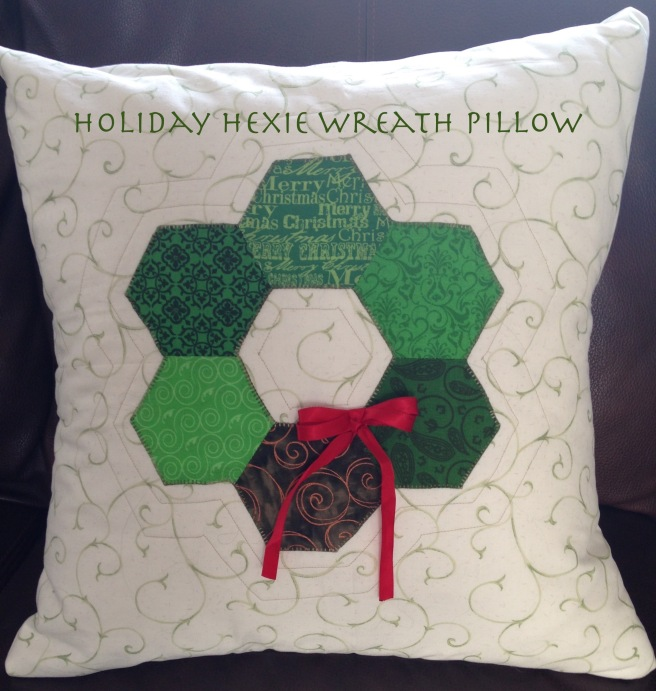 Christmas is coming - How do your sofa cushions look? Click through to make custom quilted covers for your sofa pillows. dizzyquilter.com