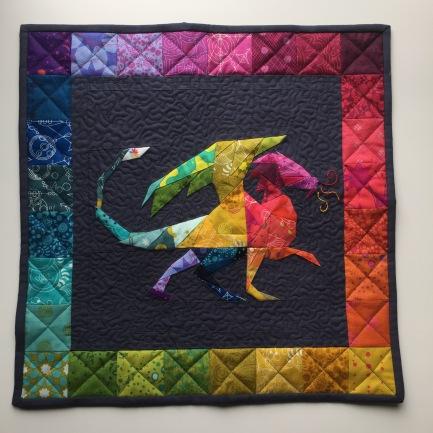 Rainbow Dragon - 2/2017