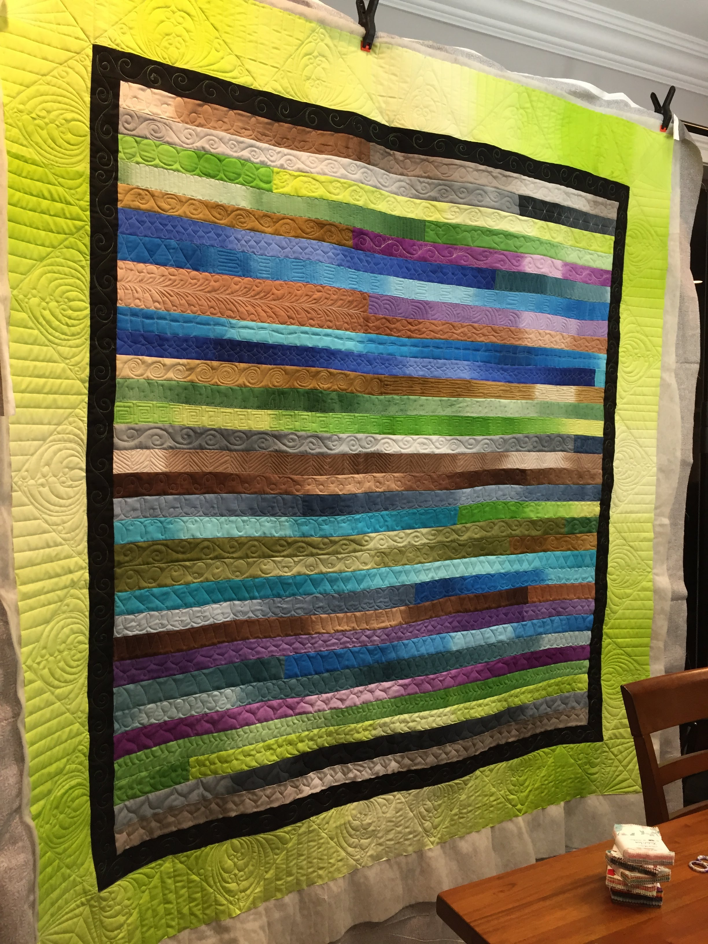 Quilting A Jelly Roll Race The Fun Way Dizzy Quilter