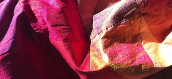 Silk Close up