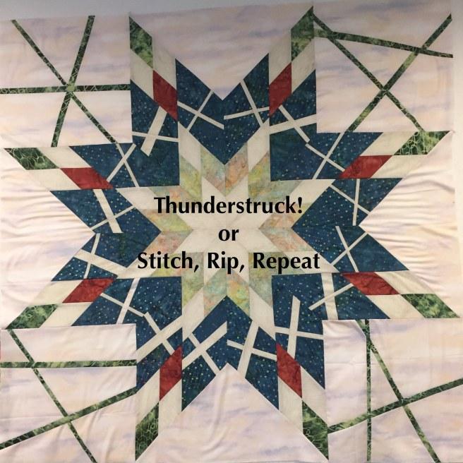 Thunderstruck Quilt