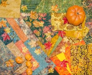 Pumpkin Patch Flatlay